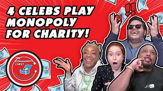 Monopoly Community Chest Charity Classic   Playing Monopoly for Charity