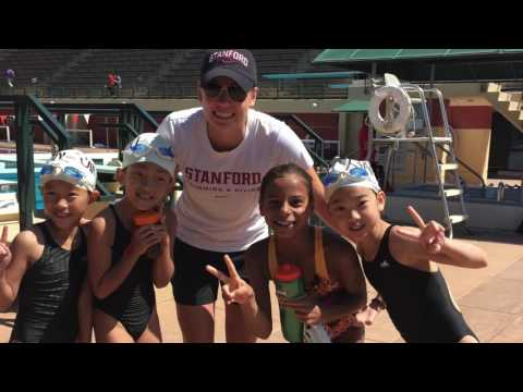 2016 Stanford International Swim Camp--- Youth Team China