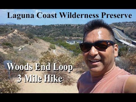 Laguna Coast Wilderness Park - Laguna Woods End Loop 3 Mile Hike