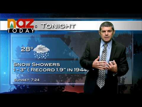 Flagstaff Weather Forecast - May 15, 2015