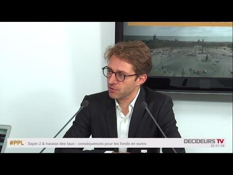 Sapin 2 & hausse des taux : conséquences pour les fonds en euros
