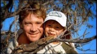Steve Irwin Kids Bindi Robert