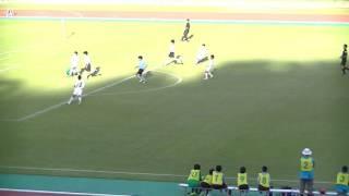 2015/11/07 全日本少年サッカー選手権 沖縄県大会2回戦.