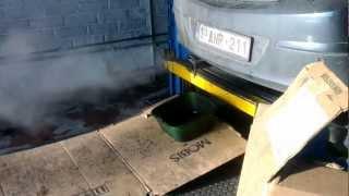 Roetfilter reinigen Opel Astra