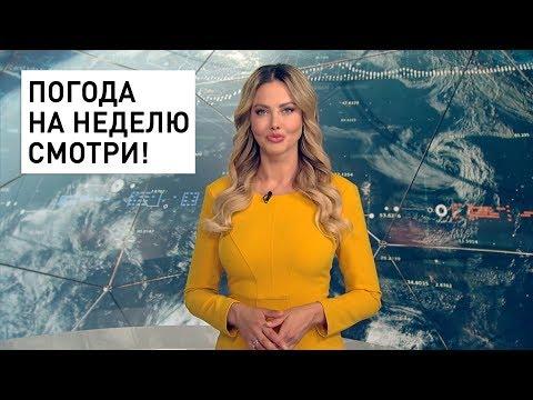 Прогноз погоды на неделю с 5 августа по 11 августа. Лунный календарь | Метеогид