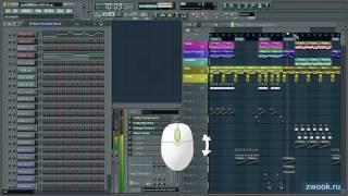 MOT!V - Создание музыки в FL Studio с нуля (Урок 3)