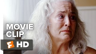 Krisha Movie CLIP - Catch Up (2016) - Krisha Fairchild, Bryan Casserly Movie HD