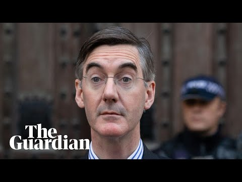 Jacob Rees-Mogg: 'What Theresa May says and does no longer match'
