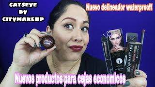 """Nuevos productos para ceja económicos de """"Catseye"""""""