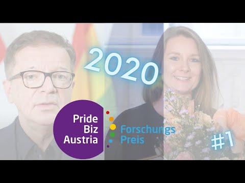 Pride Biz Forschungspreis 2020: Magdalena Siegel