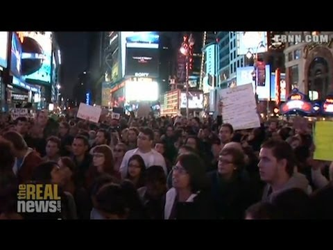 Occupy Wall St. Turns Global