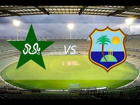 Pakistan vs West Indies 2nd Test Score