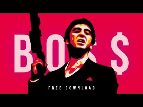 'BO$$' Hard Bass Booming 808 Trippy Type Trap Beat Rap Instrumental | Retnik Beats