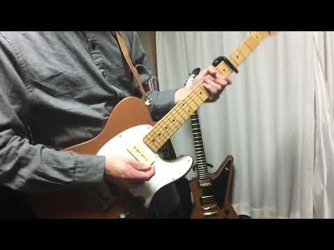 ジェニーハイ/片目で異常に恋してる ギター 弾いてみた