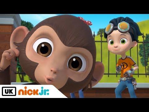 Rusty Rivets | Rusty Goes Bananas | Nick Jr. UK