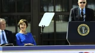 ►► Jimmy Carter: Jimmy Carter Praises George W Bushs Assistance To Africa - THURSDAY APRIL 25, 2013