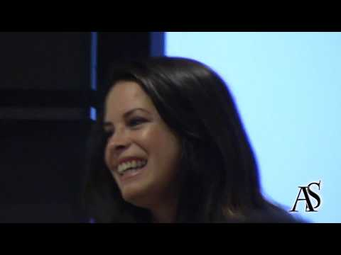 Holly Marie Combs  Q&A at Palermo Comic Convention 2017 24092017