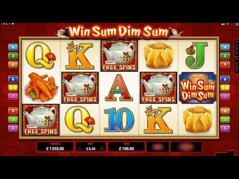 Spiele Win Sum Dim Sum - Video Slots Online