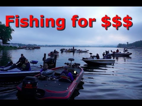 Bass Fishing Tournament Season Opener 2017