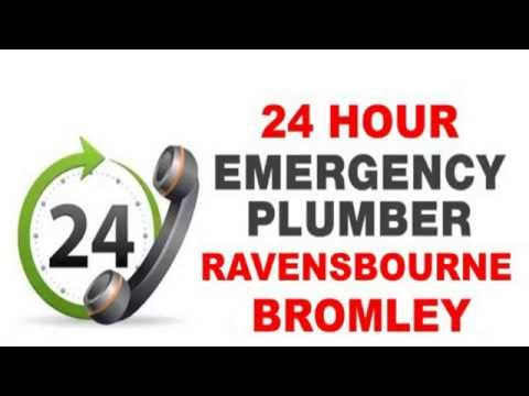 24 Hour Emergency Plumber Ravensbourne 07540698790 Bromley Local Plumbers
