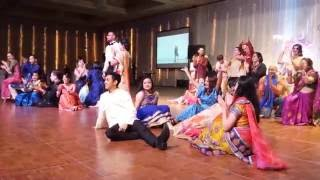 Bollywood Dance at Joseph and Ophelia