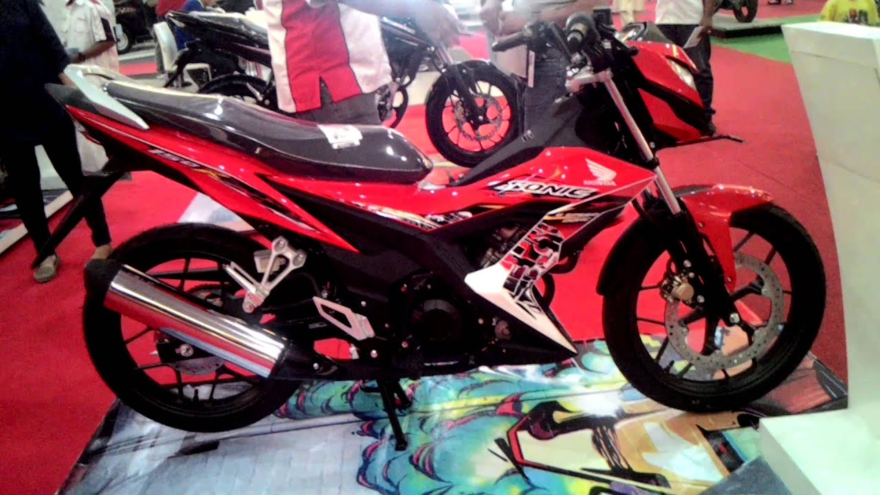 honda sonic 150 indonesia preview - youtube