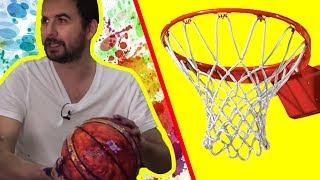 Rengarenk Basketbol Oynadık | En Renkli Basketbol Kapışması