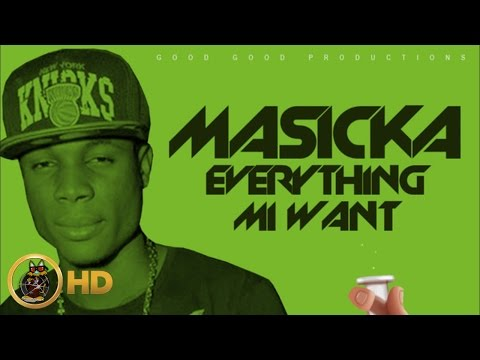 Masicka - Everything Mi Want (Raw) [Cure Pain Riddim] February 2016