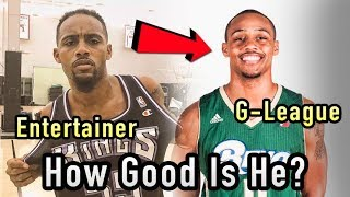 How GOOD Is NBA Impersonator BdotAdot5 ACTUALLY? Entertainer Or Pro Player?