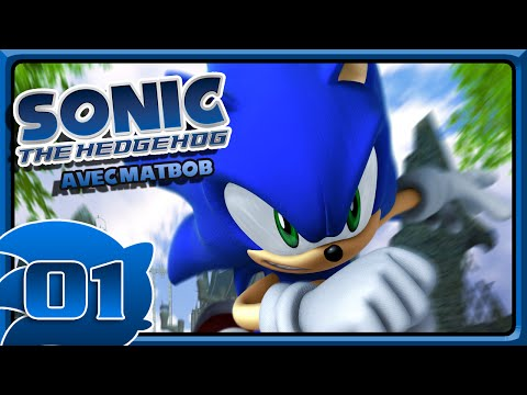 [Let's Play FR] Sonic the Hedgehog 2006 - Épisode 1
