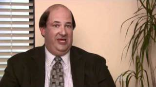 The Office: Kevin's alphabets