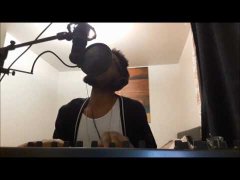 Bana C4 - Comment Te Dire cover (Just feeling this song) #freestyle)