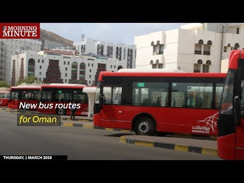 New bus routes for Oman