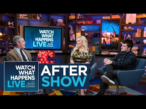 After Show: Meghan McCain Credits Joe Biden For Getting Her Through | WWHL