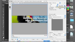 Adobe Photoshop and Dreamweaver - Rollover Buttons