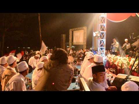 AHBABUL MUSTHOFA-robbi Faj'al Terbaru Live In Bandung