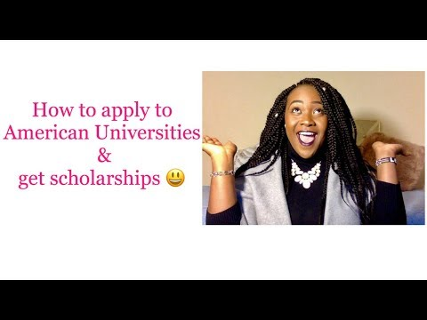 Kenyan students: How to apply to American Universities & Scholarships