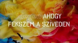 Name Project - Idegen - Official Lyrics Video Idegen EP