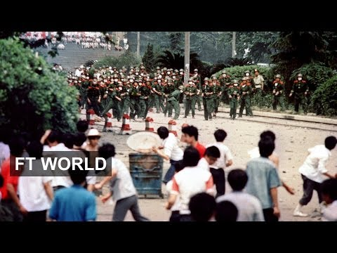 The Tiananmen Square massacre, 25 years on