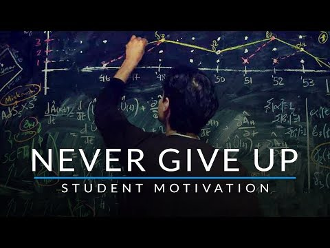 NEVER GIVE UP – Motivational Video for Success | Abdi Omar