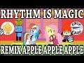 Blind Commentary - Rhythm is Magic: Remix Apple Apple Apple