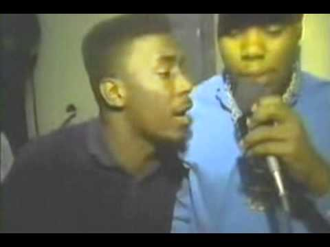 biz markie - tj swan - big daddy kane - live @ the masonic temple - spring valley NY 1986