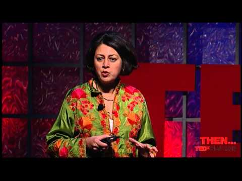 The missing peace: Afshan Khan at TEDxSMU...