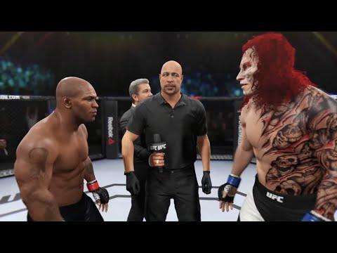 Mike Tyson vs.