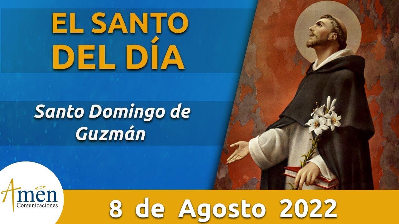 Santo Domingo de Guzman l Sábado 8 de Agosto de 2020 l Padre Carlos Yepes