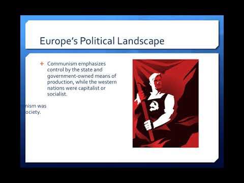 European Political Landscape