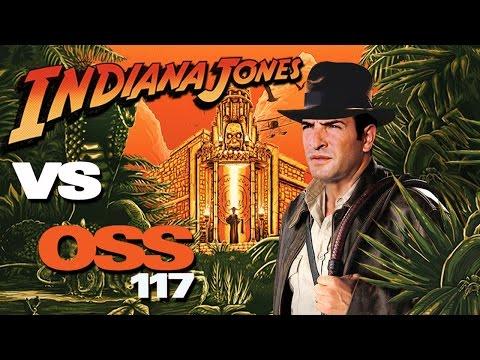 Indiana Jones VS OSS 117 - WTM