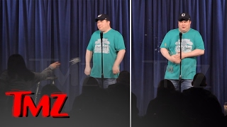 Comedian John Caparulo Attacked By Trump Supporter | TMZ