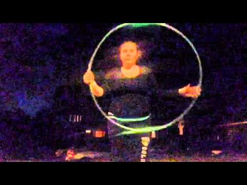 Some night time hooping