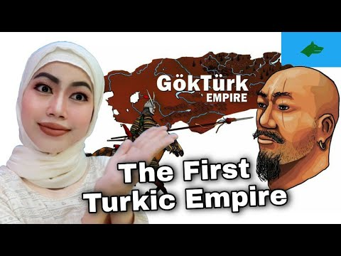 Indonesian Reaction Göktürk Khaganate   The First Turkic Empire